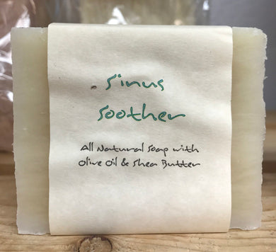 ADAM'S NATURAL SOAP Sinus Soother