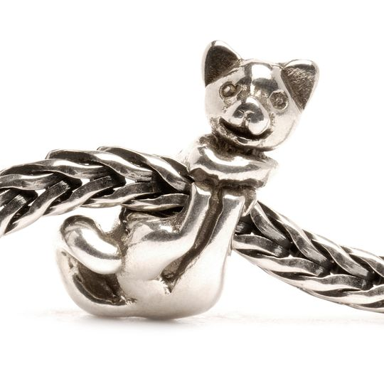 Trollbeads Big Cat Bead