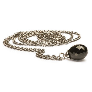Trollbeads Fantasy Necklace With Black Onyx