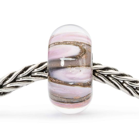 Trollbeads Pink Conch Bead