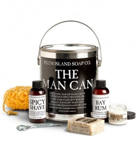 PLUM ISLAND SOAP COMPANY Man Can