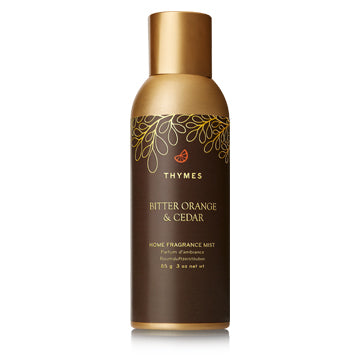 THYMES Bitter Orange & Cedar Home Fragrance Mist