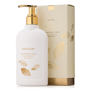 THYMES Goldleaf Body Cream