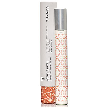 THYMES Lotus Santal Cologne Rollerball