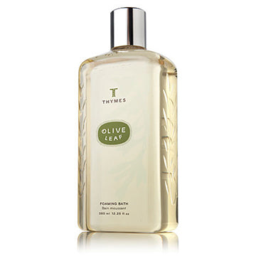 THYMES Olive Leaf Bubble Bath