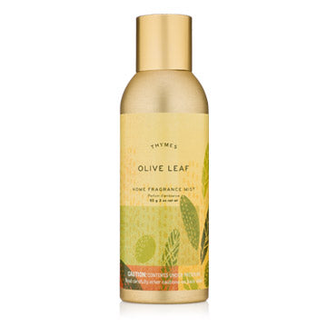 THYMES Olive Leaf Home Fragrance Mist