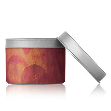 THYMES Simmered Cider Travel Tin Candle