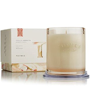 THYMES Vanilla Ambrette Candle