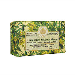 WAVERTREE & LONDON Lemongrass & Lemon Myrtle Soap