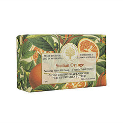 WAVERTREE & LONDON Sicilian Orange Soap