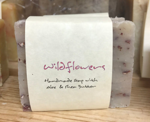 ADAM'S NATURAL SOAP Wildflower