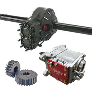 Gearbox & Diff / Driveline