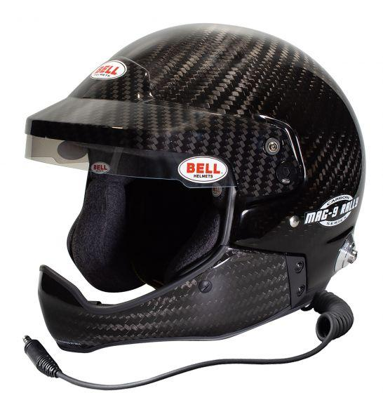 BELL MAG-9 CARBON RALLY HCB
