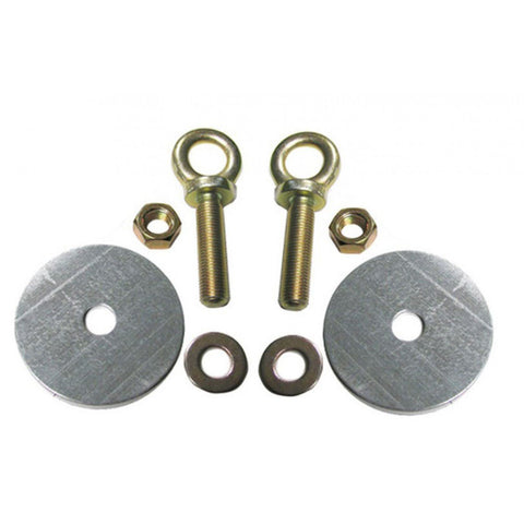 "HARNESS EYE BOLT MOUNTS 7/16"" (PR)"
