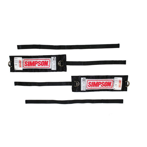 SIMPSON ARM RESTRAINT SET
