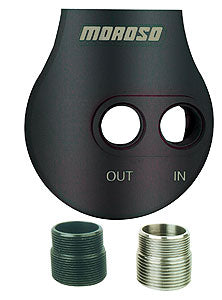 MOROSO REMOTE OIL FILTER MOUNT