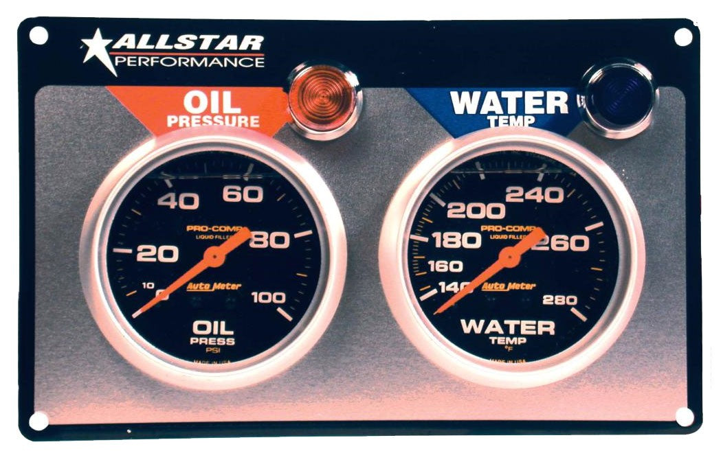 AUTOMETER 2 GAUGE PANEL SET