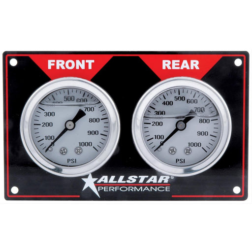 ALLSTAR BRAKE BIAS DUAL GAUGE SET