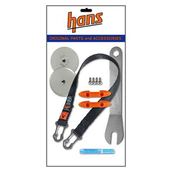 HANS POST ANCHOR SLIDING TETHER KIT