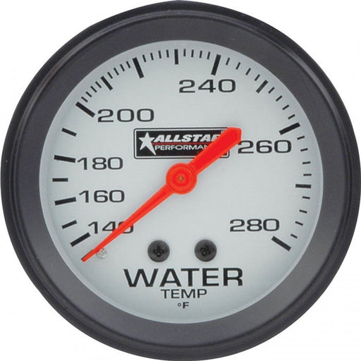 ALLSTAR WATER TEMP GAUGE 140-280F