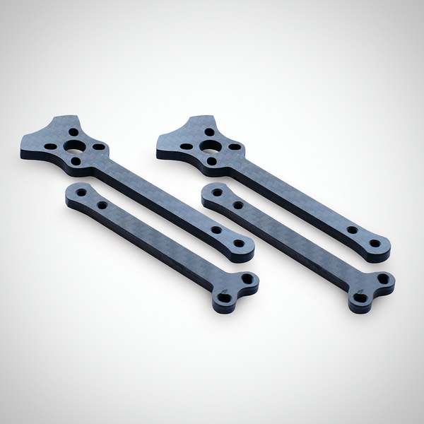 Carbone Arms for Apus 210X (2 pair)