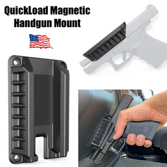 Jagwolf™ One-Hand QuickLoad Magnetic Handgun Mount