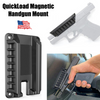 Image of Jagwolf™ One-Hand QuickLoad Magnetic Handgun Mount