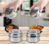 Image of SpiceHub™ Magnetic Spice Jars (3 Pieces Set)