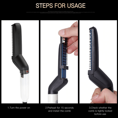 BeardVolumes™ Multifunctional Electric Beard Volumizer