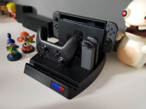 All-In-One Switch Fast-Charging Dock