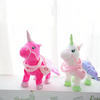Image of Walking, Neighing, Wiggling And Singing Electric Unicorn Toy