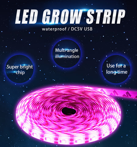 LED Grow Strips