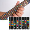 Image of Guitar Fretboard Stickers