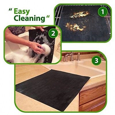 Non-stick BBQ Grill Mat (2-Pcs Set)