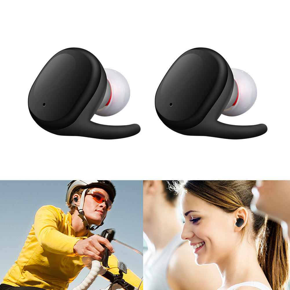 Marvin Bluetooth Earphones with Charging Carrying Case