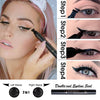 Image of Quick-dry Waterproof Cat Eye Eyeliner Stamp 2-in-1
