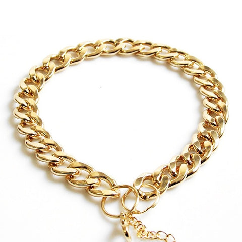'Like A Boss' Gold Chain