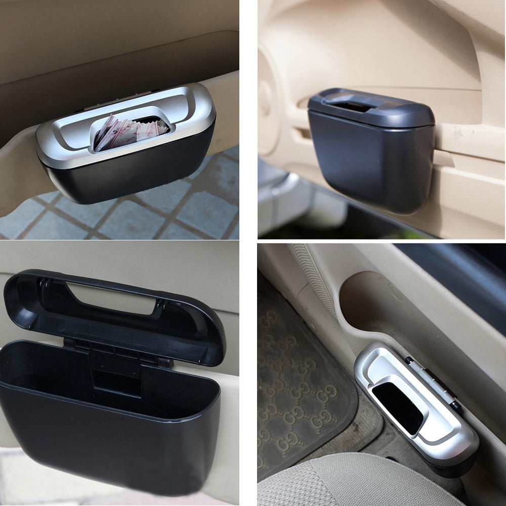 In-Car Garbage Bin