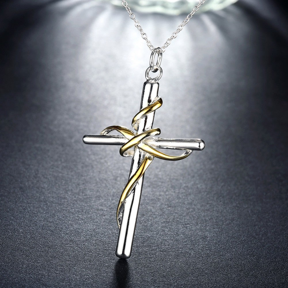 "The New ""Jesus Is Infinite"" Necklace"