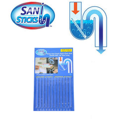 SANI STICKS™ - Drain Cleaner, Deodorizer & Sanitizer