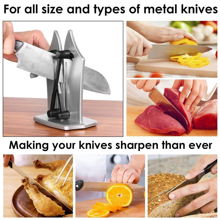 Easy Stroke Chef Knife Sharpener