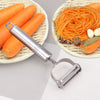 Image of Mizo™ 2-in-1 Peeler and Julienne Cutter