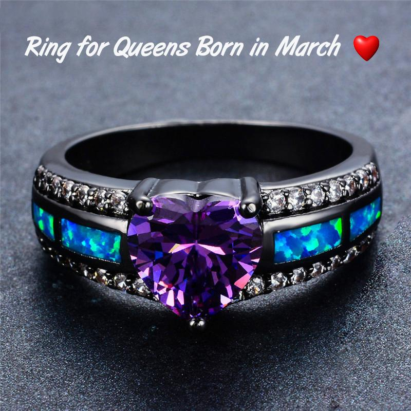 Special March Queens Ring