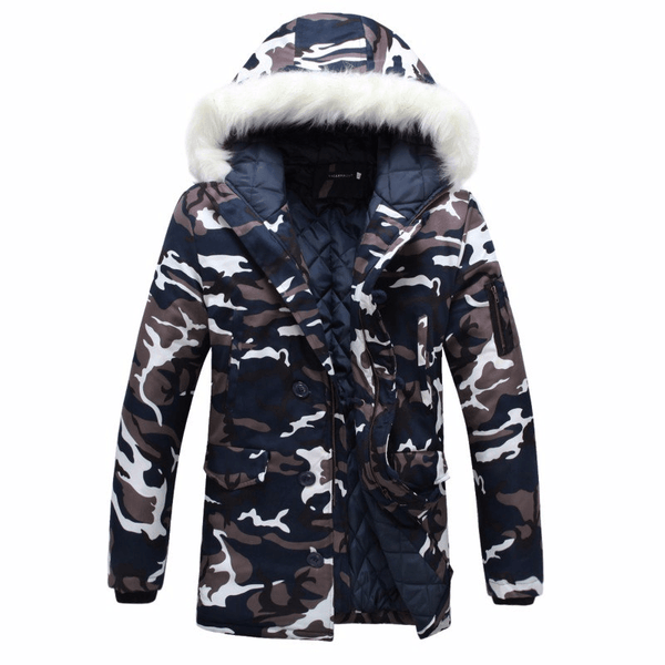 Men's Winter Parka