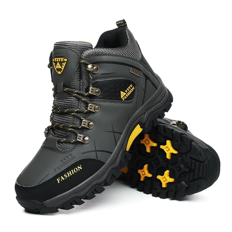 Ultimate Waterproof Snow Boots