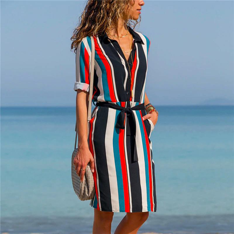 Women's Summer Boho Dress