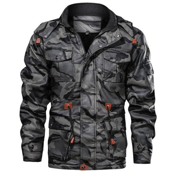 Men's Grizzly Stealth Jacket