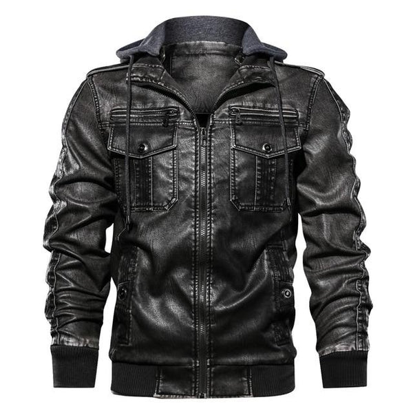 Emperor Leather Jacket