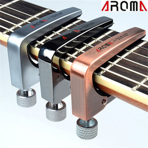 Zinc Alloy Guitar Capo