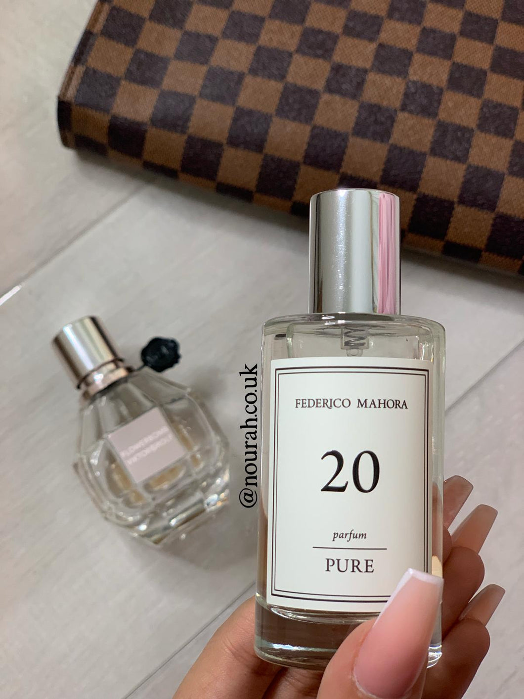FM 20 - Inspired by Flowerbomb